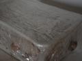Shiitake korv on valmis asetamiseks viljumiskambrisse