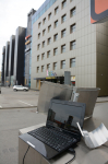 Teadmatult seadistatud Wifi lekib ärihoonest kaugele välja