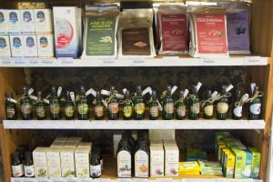 Hüdrosoolid kaupluses