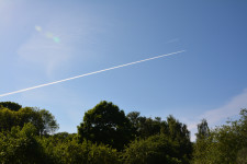Chemtrail vs contrail