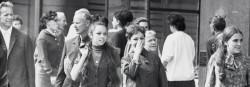"""ETV telelavastus """"Armastus armastus"""" välivõtted 1969"""