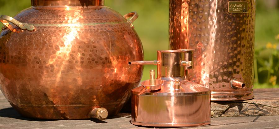 Koolitus: Spagüüriline meditsiin ja ravitoimelised destillaadid