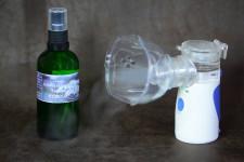 Raudrohu hüdrosooli kaasaskantavas nebulisaatoris saab kasutada mitmete enamlevinud hingamisteede haiguste ravis